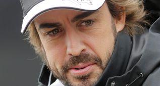 """Alonso: """"A Kimi le patinó el coche y chocó contra mí"""""""