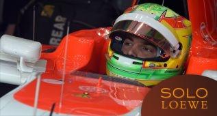 Roberto Merhi no falla y saca petróleo de su monoplaza