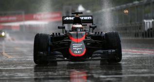 Mercedes también manda en los test y McLaren rueda 73 vueltas