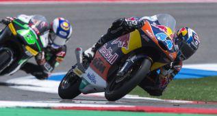 Nueva victoria de Oliveira y Navarro acaricia el podio