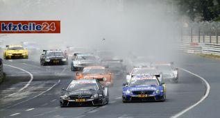 Doblete de Mercedes y puntos para Dani Juncadella