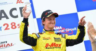 Lucas Ordóñez consigue dos podios en Okayama