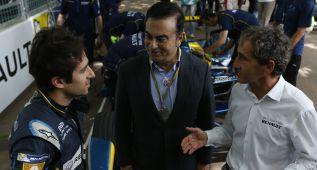 """Carlos Ghosn: """"Renault se irá o contará con un equipo propio"""""""