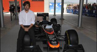 """""""Silverstone es muy rápido y no se adapta bien al McLaren"""""""