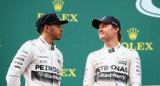 """Hamilton: """"Ganar delante de tu público es otra cosa"""""""