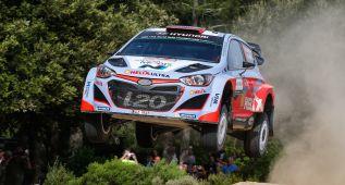 Nuevo asalto de Dani Sordo al podio en el Rally de Polonia