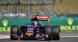 Carlos Sainz y Toro Rosso se asoman a Mercedes