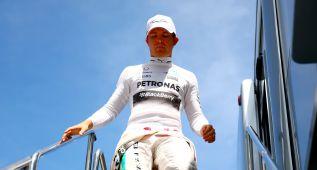 """Rosberg """"Los mecánicos han hecho un trabajo increíble"""""""