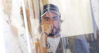 """Fernando Alonso: """"El objetivo al menos es acabar la carrera"""""""