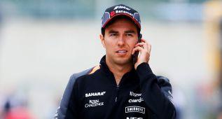 """'Checo' Pérez: """"Esperaba más, pero es pronto para McLaren"""""""