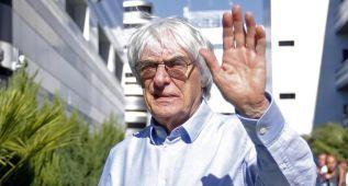 Bernie Ecclestone quiere ayudar a Honda y Fernando Alonso