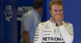 """Rosberg: """"Creía que tenía la 'pole', pero me faltó una décima"""""""