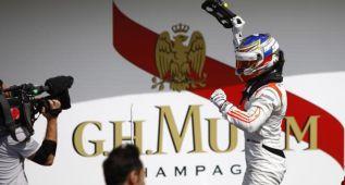 Sirotkin vence y Canamasas es 15º en la primera carrera