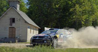 Nuevo triunfo de Ogier con el Volkswagen en Polonia