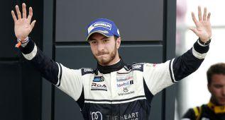 Brillante segundo puesto para Álex Riberas en Silverstone