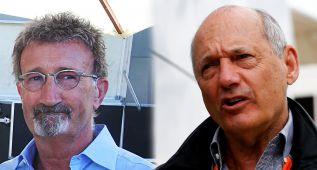 """Jordan carga contra McLaren; Dennis: """"Es el tonto del pueblo"""""""