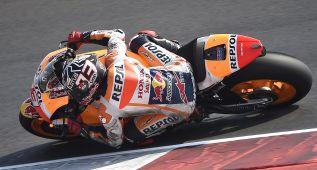 La Honda del próximo año convence a Márquez y Pedrosa
