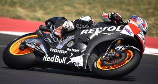 Honda probó los neumáticos Michelin del próximo año