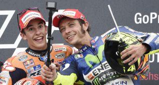"""Rossi: """"Sería estúpido descartar a Marc de la lucha por el título"""""""