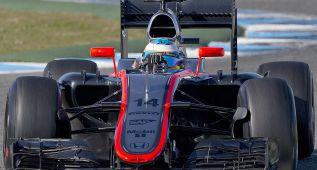 Fernando Alonso, con un nuevo motor para puntuar en Hungría