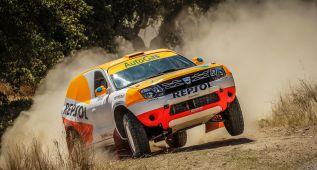 Repsol estará presente en la Baja con un coche de AutoGas