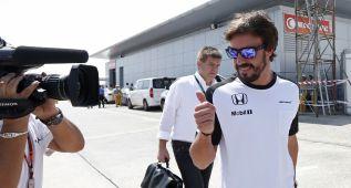 Alonso aspira a meterse en la Q3 y a conseguir sumar puntos