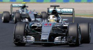 Sigue el dominio Mercedes con los McLaren algo mejor