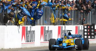 """Alonso: """"No visualizo aún la primera victoria con McLaren"""""""
