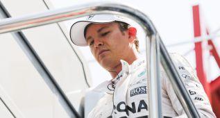 """Rosberg: """"No estoy contento con mi actuación de hoy"""""""