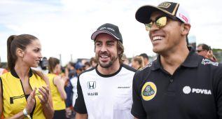 """Alonso: """"La fortuna nos ha devuelto algunas posiciones"""""""