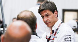 """Wolff: """"Estoy muy preocupado. No es aceptable esta situación"""""""