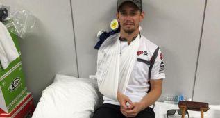 Honda confirma que la caída de Stoner fue culpa del acelerador