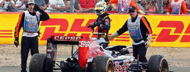 Los mil y un problemas del primer año de Carlos Sainz
