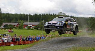 Latvala y Ogier repiten el duelo del pasado año en Finlandia