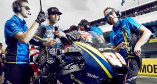 Ricky Cardús deja el Mundial de Moto2 y le sustituye Vierge