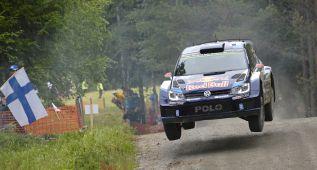 Jari-Matti Latvala puede lograr empatar a Finlandia con Francia