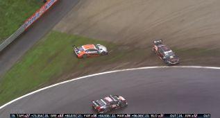 """Guerra sucia de Audi en el DTM: """"¡Timo, échalo fuera!"""""""