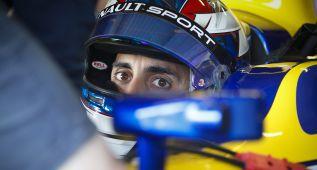 Buemi vuela en Donington y Villeneuve sufre en el debut