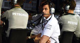 Mercedes analiza si dar motores a Red Bull en el futuro