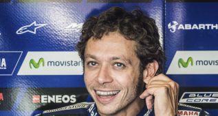 """Rossi: """"Solía ver a Lorenzo y Márquez desde la tercera fila"""""""