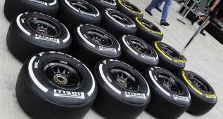Pirelli elige neumáticos blandos y medios para Bélgica