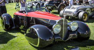 Lujo y coches clásicos en la 'Monterey Classic Week'