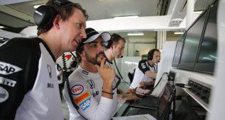 "Fernando Alonso: ""Spa será difícil para McLaren Honda"""