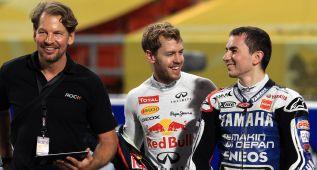 Vettel y Hulkenberg estarán en la Race of Champions 2015