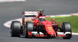 Ferrari renueva a Raikkonen para la próxima temporada