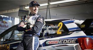 Jari-Matti Latvala marca el mejor tiempo en el shakedown