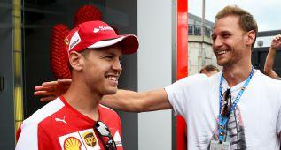 Sebastian Vettel, dispuesto a seguir luchando por el título