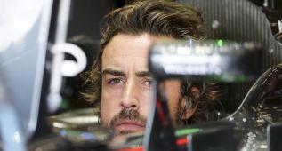 """Alonso: """"¿El sábado? Una vuelta, entrar en el 107% y al garaje"""""""