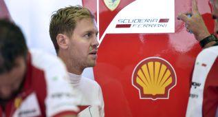 """Vettel: """"Tenemos que tener los pies en la tierra"""""""