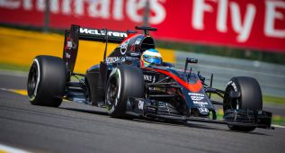 McLaren Honda da un paso atrás y además 105 puestos de sanción